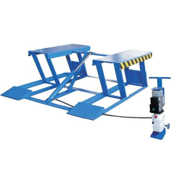 Stationary Low Rise Auto Scissor Lift CWSL280