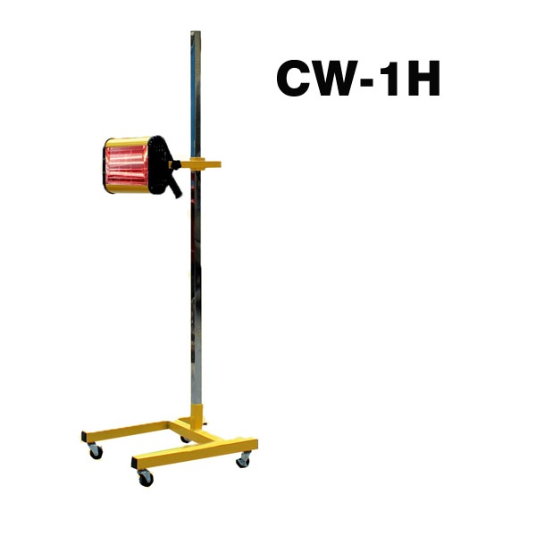 Handheld and Stand Curing Paint Equipment CW-1H