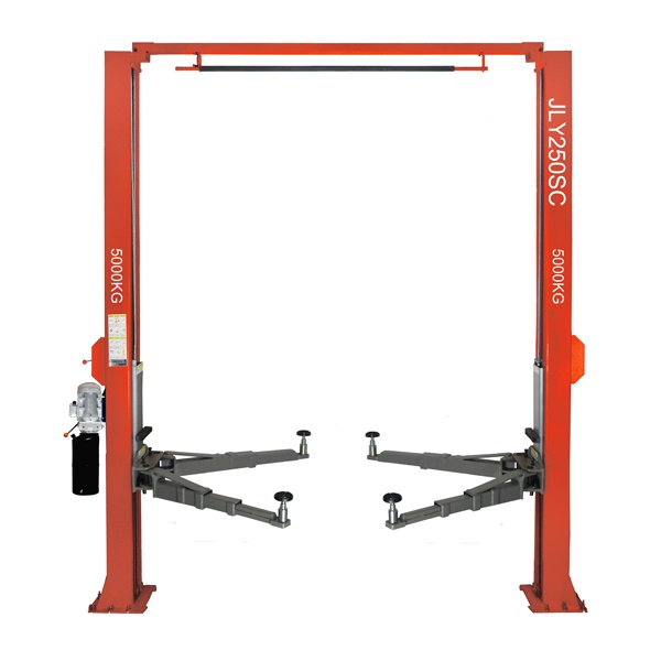 JLY250SC 5T Clear Floor Car Lift