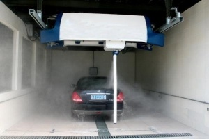 CW-360 Fully Automatic Touch Free Car Wash System
