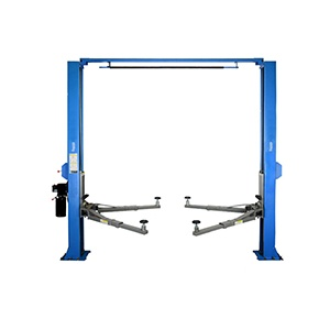 JLY-C240L CE 4 ton two post car lift manual operation car lifting machine