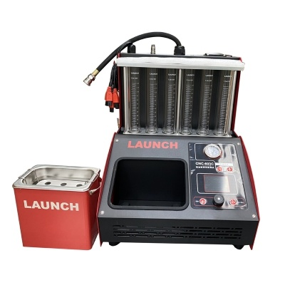 LAUNCH  injector cleaner & tester CNC-603C latest version  nozzle cleaning machine