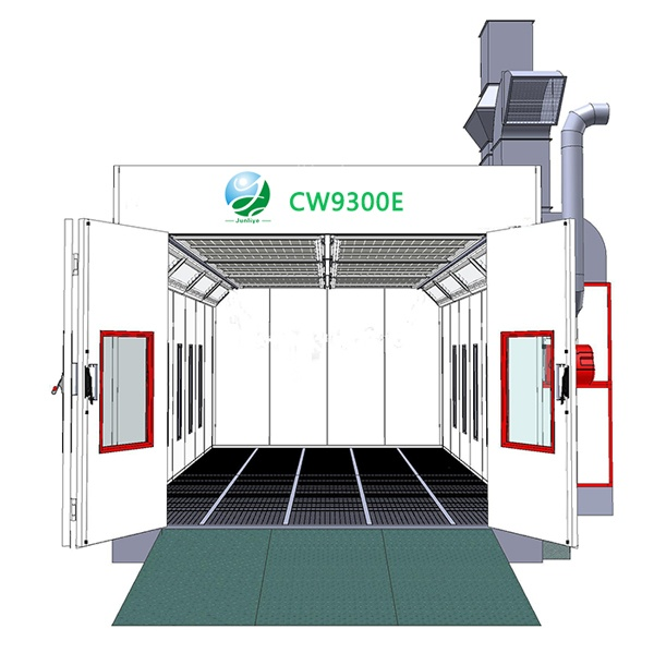 Car Paint Booth For Sale CW9300E