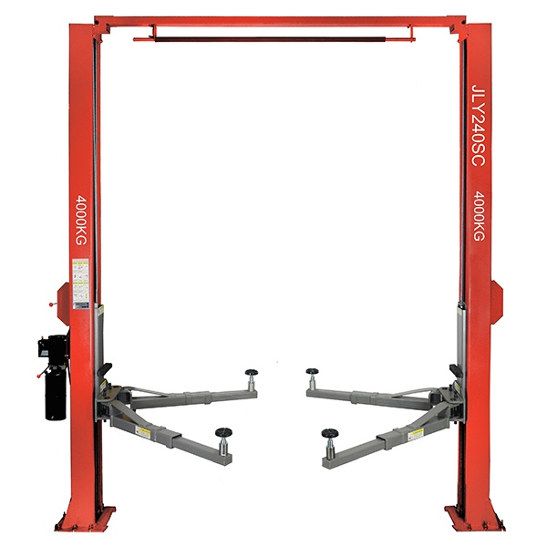 JLY240SC Clear Floor Car Lift