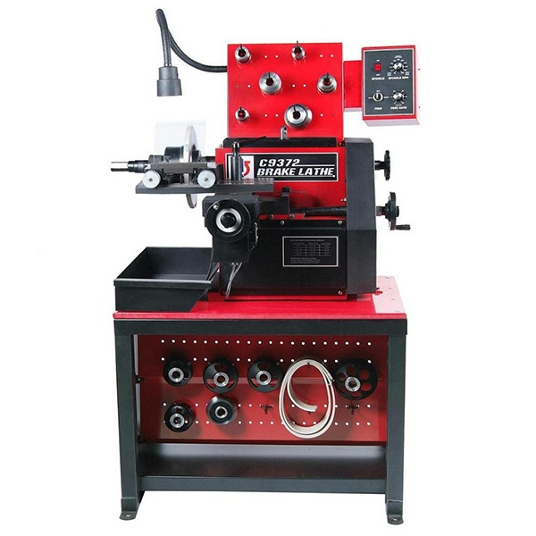 C9372 The Fastest Disc Brake Lathe  in the world